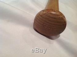 Vintage baseball bat Rod Carew game issued