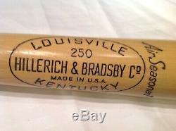 Vintage baseball bat Roger Maris