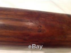 Vintage baseball bat Spalding Case Hardened ball&diamond