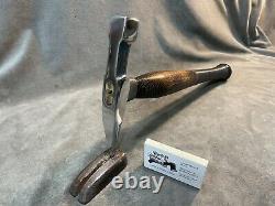 Vintage blacksmith war hammer spike combo custom JESSE REED baseball bat handle