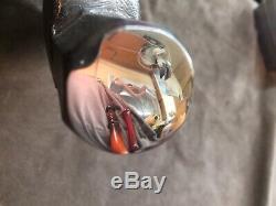 Vintage carpenter style axe hatchet hammer custom JESSE REED baseball bat handle