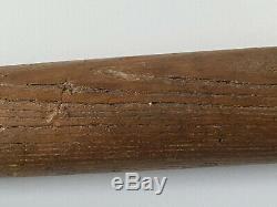 Vtg 1925-30 Lou Gehrig Baseball Bat Yankees 35 40 LG Louisville Slugger