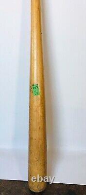 Vtg 20s 30s INDIANA BAT CO 35 32oz Model 100A National League Baseball Bat. Nice