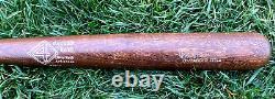 Vtg Joe DiMaggio 4 Bagger Bats Baseball Bat 33 Little Rock Arkansas NY Yankees