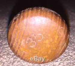 Vtg Rare 1940s Johnny Mize 40 Louisville Slugger H&B 35 Baseball Bat HOF