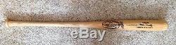 Willie Stargell Autographed Louisville Slugger 125 Vintage Baseball Bat